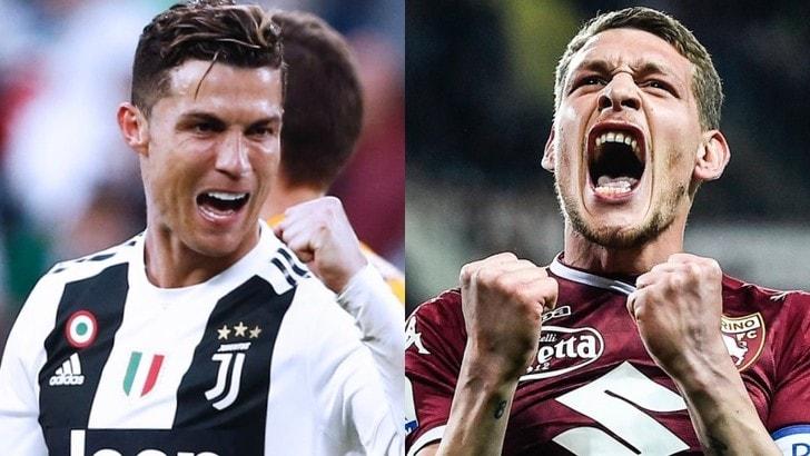 Diretta Juventus-Torino dalle 20.30: formazioni ufficiali e dove vedere il derby in tv