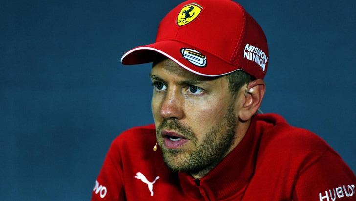 F1 Ferrari, Vettel: «I tedeschi si lamentano troppo»