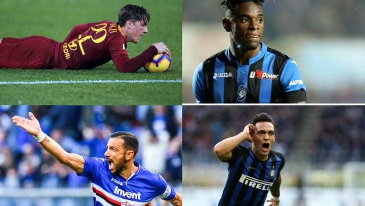 Tutte le probabili formazioni della 35ª giornata di Serie A