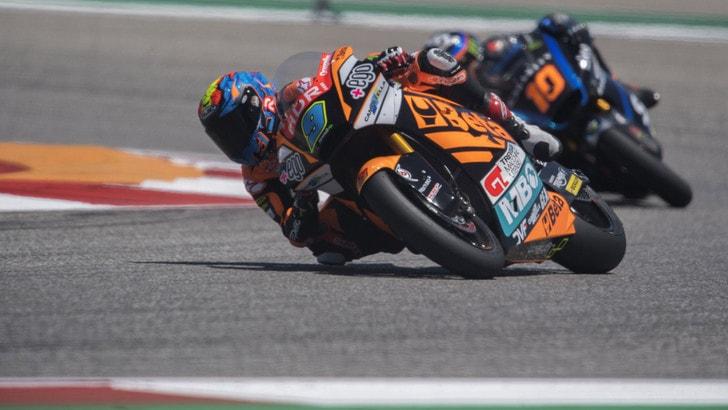 Moto2, Jerez: pole per Navarro, quinto Bulega