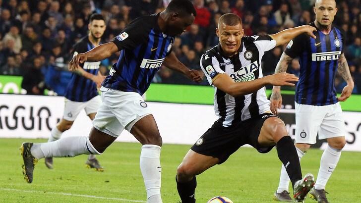 Serie A Udinese, De Maio: «Frosinone? Più dura che con l'Inter»