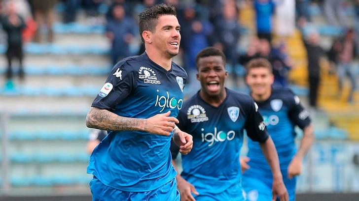 Empoli-Fiorentina 1-0: Farias letale, Montella ko anche nel derby