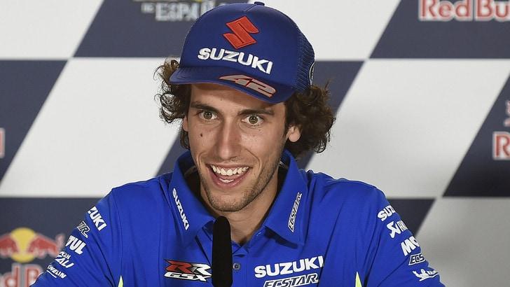 MotoGp Jerez, Rins: «Felice, non è stato semplice»