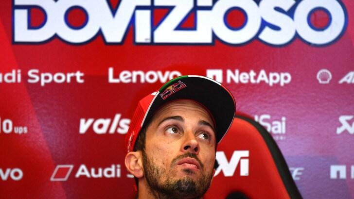MotoGp Jerez, Dovizioso: «Peccato, obiettivo era il podio»