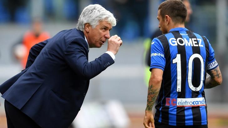 Serie A Atalanta, Gasperini: «Tiferò Genoa come sempre, stavolta un po' di più»