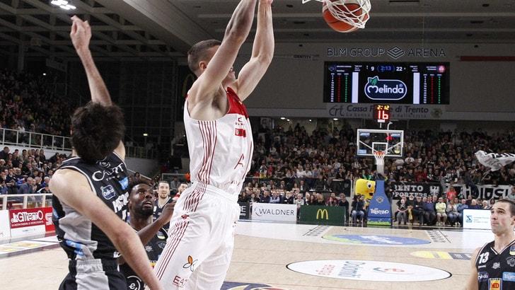 Basket Serie A: Milano blinda il primo posto, Cremona batte la Reyer ed è seconda
