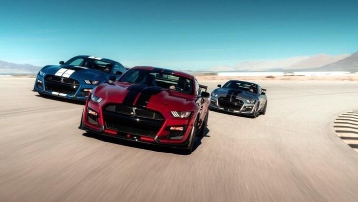 Ford Mustang Shelby GT-S, negli USA si può noleggiare