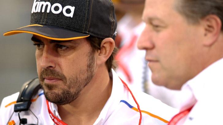 F1, Alonso prepara un annuncio top secret