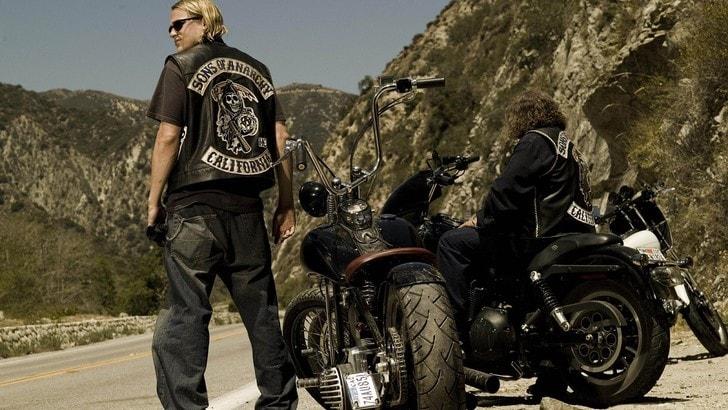 Jax e le Harley: dieci anni fa l'esordio di 'Sons of Anarchy'