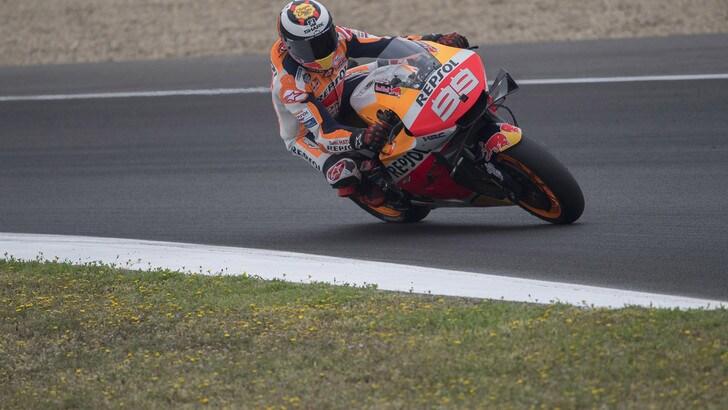 MotoGp Honda, Nomura: «Finirà presto la crisi di Lorenzo»