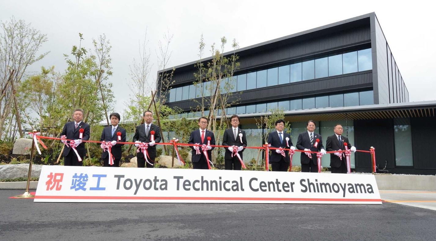 Toyota, un grande circuito in stile Nurburgring