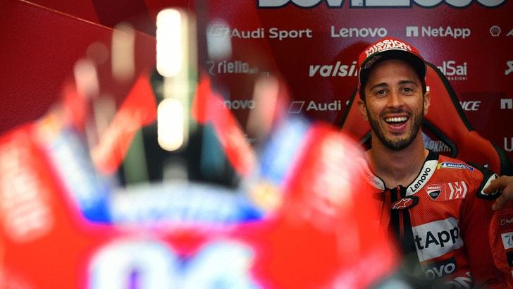 MotoGp Ducati, Dovizioso in pista a Misano per il DTM