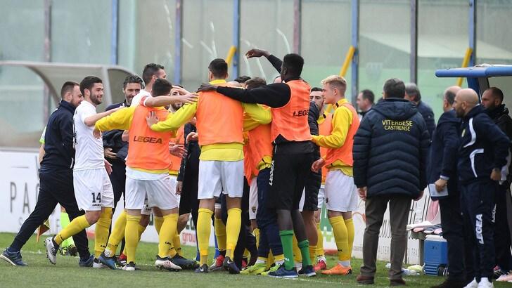 Serie C Coppa Italia: trionfa la Viterbese, 1-0 al Monza