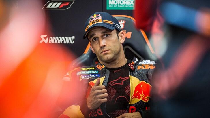 MotoGp KTM: pesanti critiche a Zarco, ma per lui c'è un nuovo coach
