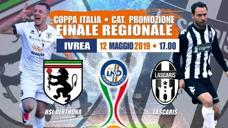 Coppa Italia Promozione Piemonte - Domenica la finale tra HSL Derthona e Lascaris
