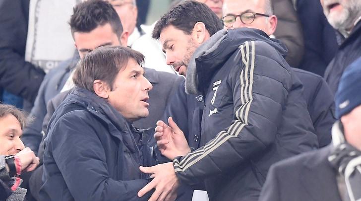 Conte ingrato con la Juve e con Giraudo