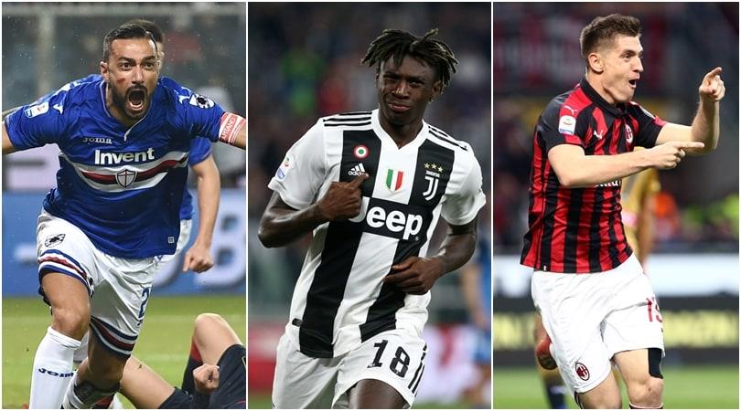 Serie A, ecco i giocatori più prolifici: la top 10 gol/minuti giocati