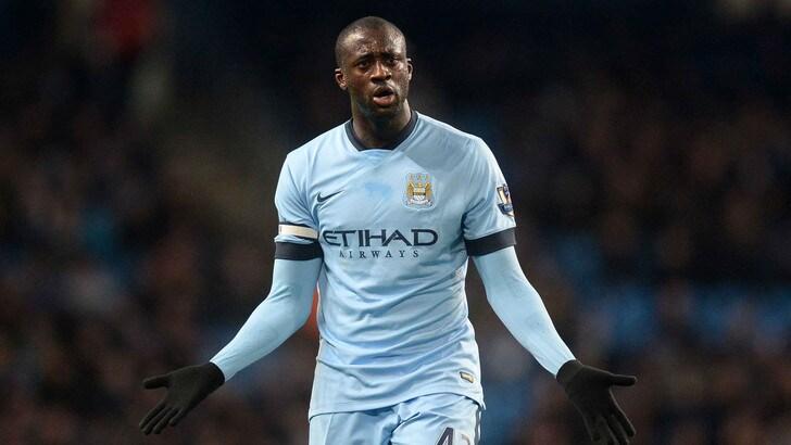 Yaya Touré dà l'addio al calcio: farà l'allenatore