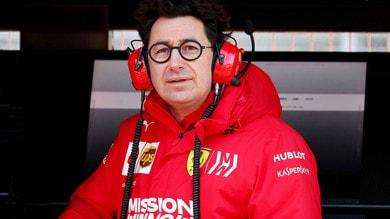 F1 Ferrari, Binotto: «Abbiamo le potenzialità per vincere»