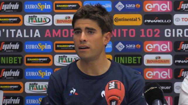 "Giro, Landa: ""Io favorito? Nella top 10..."""