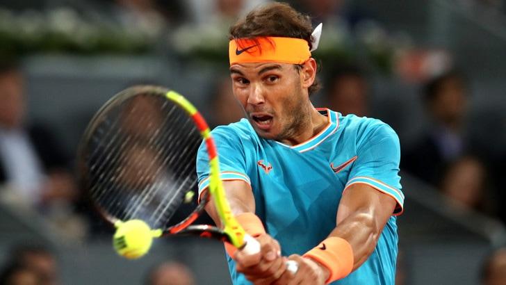 Tennis, Internazionali: i bookmaker scelgono Nadal