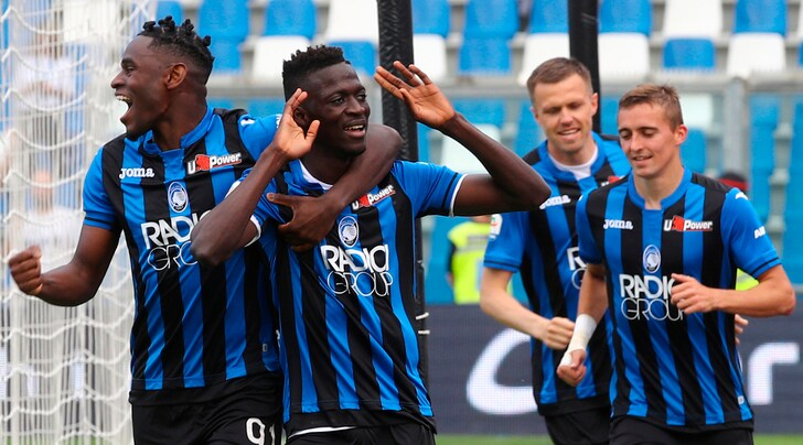 Serrie A, Atalanta-Genoa 2-1: Barrow e Castagne, la Champions è vicina