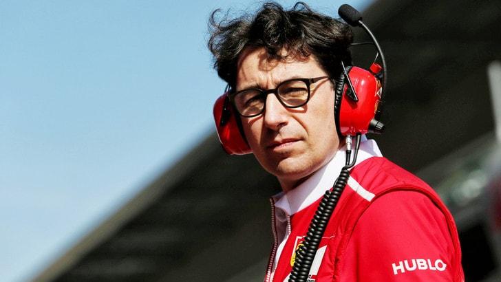 Ferrari, Binotto: