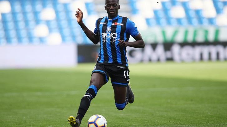 Serie A Atalanta, allenamento a parte per Barrow