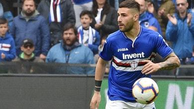 Sampdoria, sedute a parte per Murru e Andersen