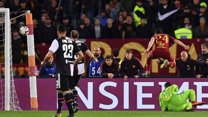 Serie A Roma-Juventus 2-0, il tabellino