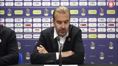 "Pianigiani: ""Guardiamo ai playoff con fiducia"""