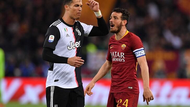 Roma, Florenzi: «Ronaldo? Pensa di avere il diritto di fare quello che vuole»