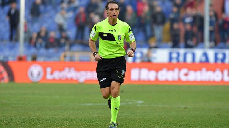 Coppa Italia, Lazio-Atalanta: arbitra Banti
