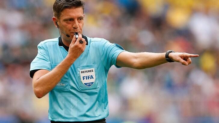 Europa League, la finale Chelsea-Arsenal sarà diretta da Rocchi