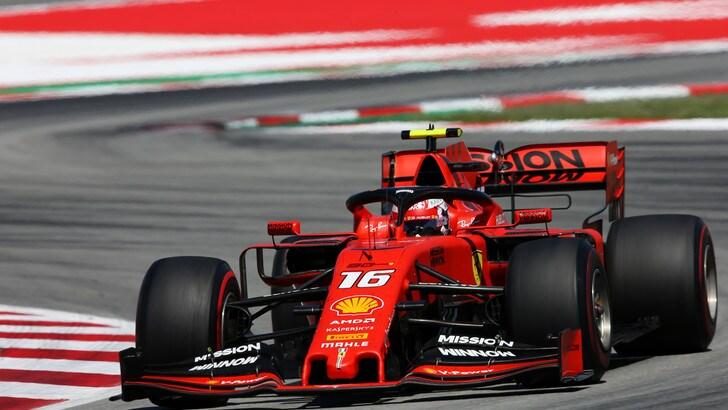 F1 Ferrari, Di Maio : «Periodo no, ma l'Italia deve crederci»