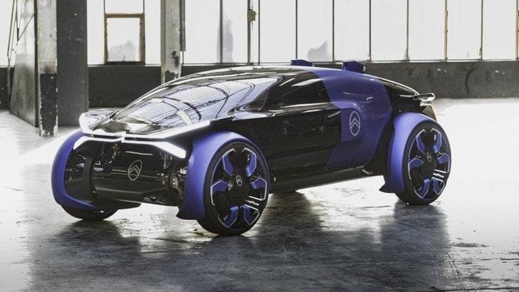 Citroen 19_19 Concept: il futuro è elettrico