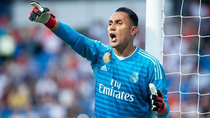 AS: «Keylor Navas lascia il Real Madrid: assist a Inter e Roma»