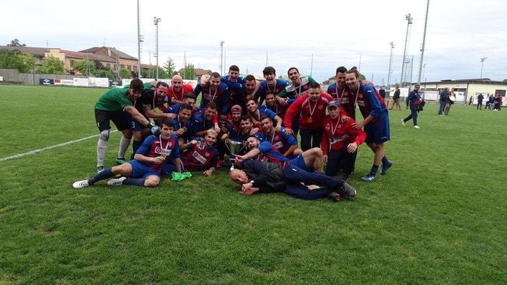 Coppa Piemonte di Prima Categoria: La Chiavazzese si aggiudica il titolo
