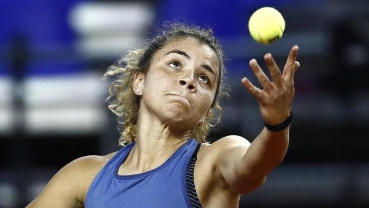 Tennis, Internazionali: la Paolini fuori con la Kenin