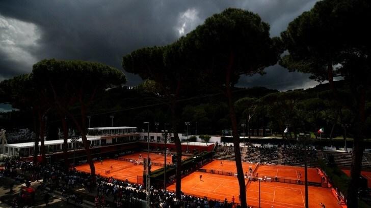 Internazionali BNL d'Italia: il programma odierno e come vedere le partite
