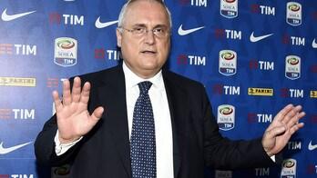 Coppa Italia, Lotito: «Atalanta-Lazio sia una grande giornata di sport»