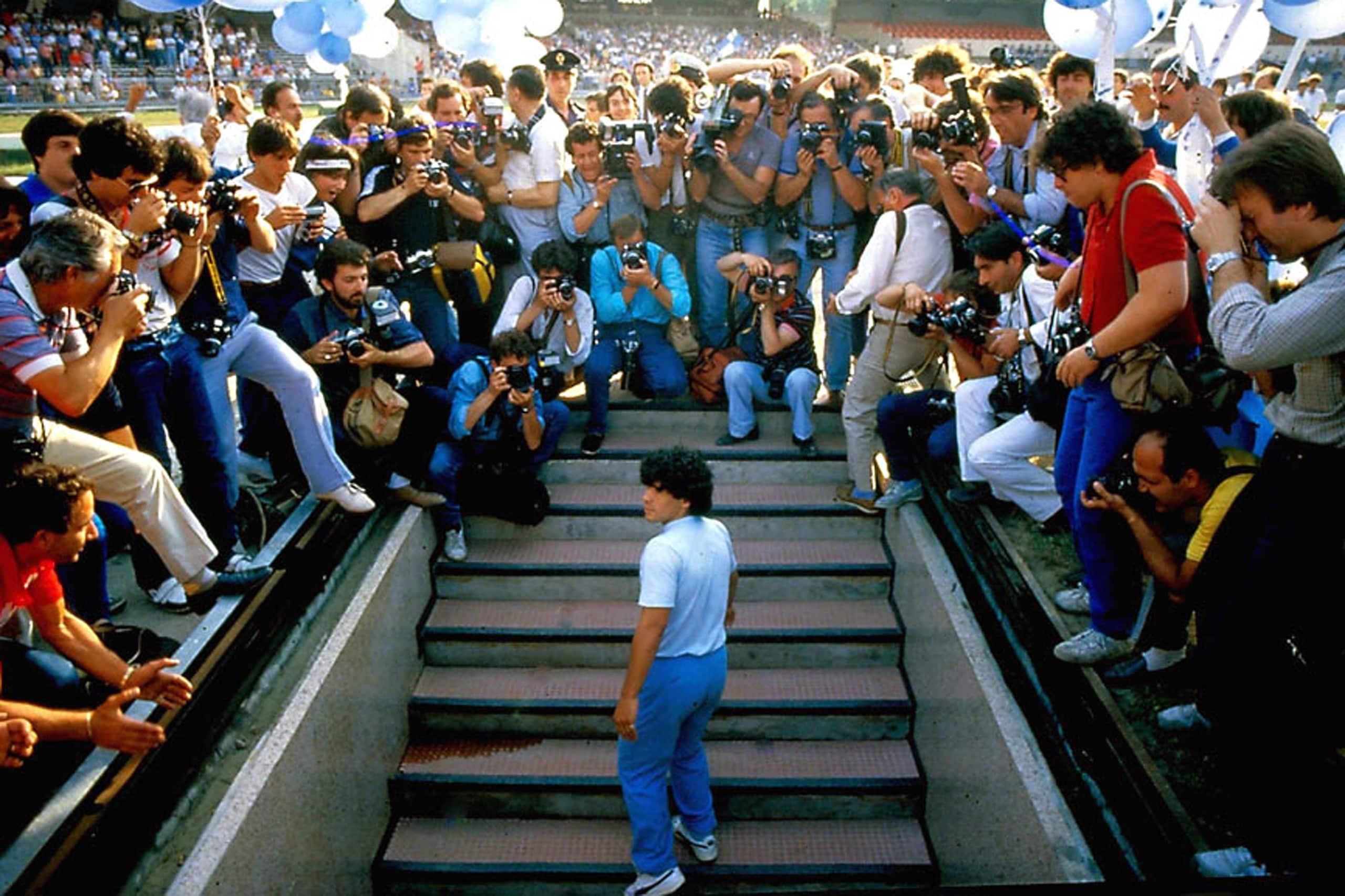 Diego Maradona di Asif Kapadia in anteprima al festival di Cannes