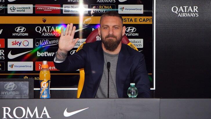 De Rossi, stilettata a Pallotta: «In 10 mesi neanche una telefonata»