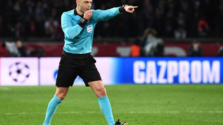 Champions League, Skomina arbitrerà Tottenham-Liverpool