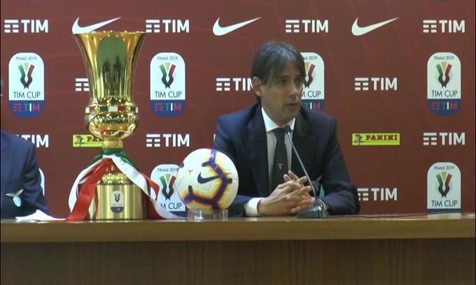 """Inzaghi: """"Atalanta e Lazio hanno fatto una cavalcata entusiasmante"""""""