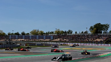 F1, test Spagna: Bottas chiude in testa, insegue Leclerc