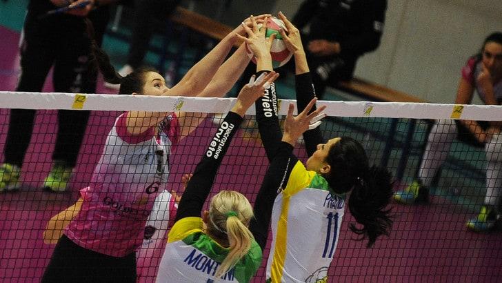 Volley: A2 Femminile, Gara 2 di Finale, Caserta può chiuderla