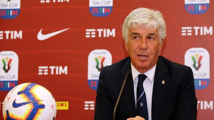 Gasperini: «Eliminare la Juve ci ha dato credibilità. Futuro? Prima parlerò con Percassi»