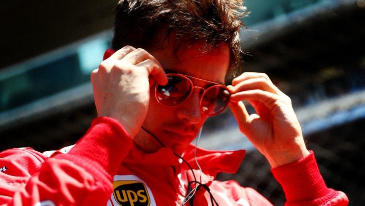 Leclerc: «A Monaco speriamo di fare bella figura»