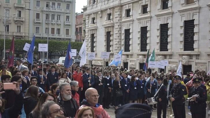 Volley: Giochi Studenteschi, partono le finali di Bari